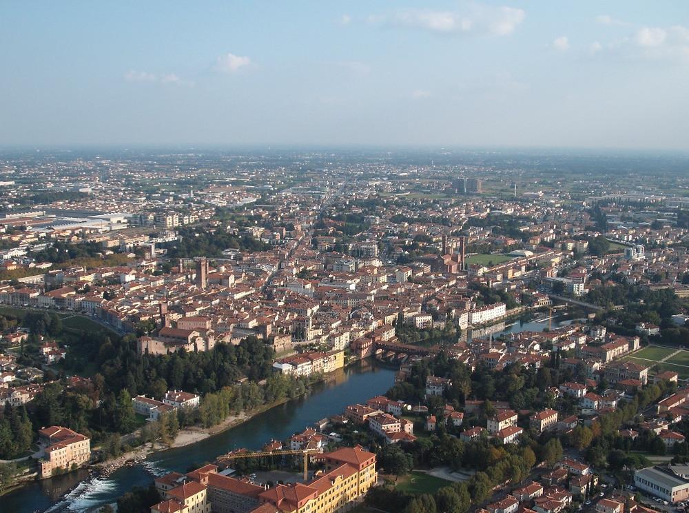 <p>Bassano del Grappa - Ponte Vecchio</p>