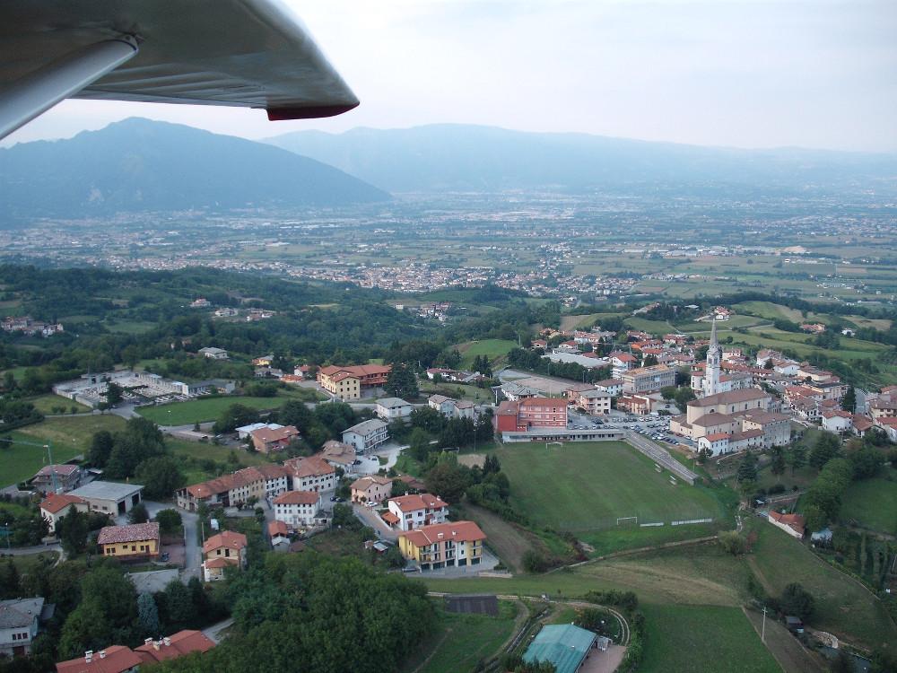 <p>Monte di Malo and Mount Summano</p>