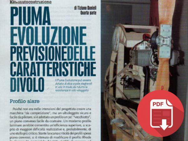 2001/2002 - ITALIA: AVIAZIONE SPORTIVA - ARTICOLI MENSILI SUL PROGETTO - 02