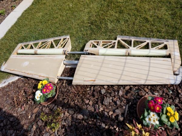 Tailplanes construction