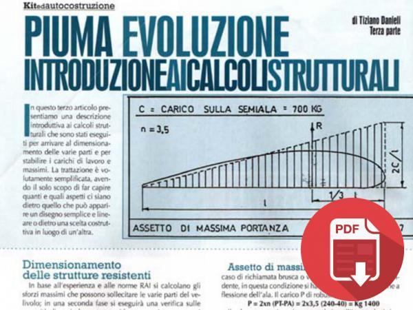 2001/2002 - ITALIA: AVIAZIONE SPORTIVA - ARTICOLI MENSILI SUL PROGETTO - 03