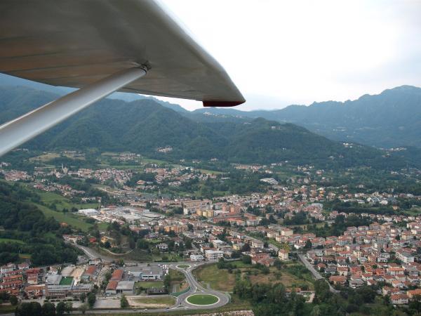 Schio - Poleo and Mount Summano