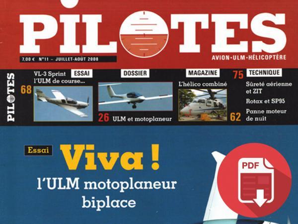 2008 - FRANCIA: PILOTES - AGOSTO