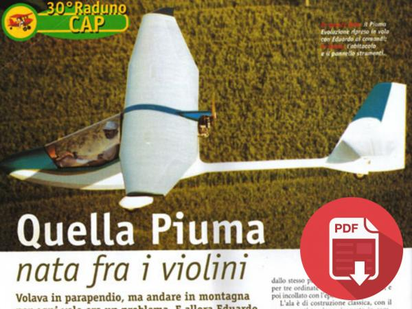 2002 - ITALIA: VOLARE SPORT