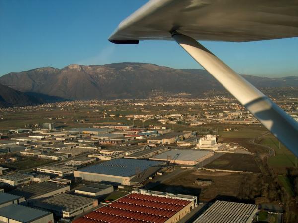 Schio industrial area