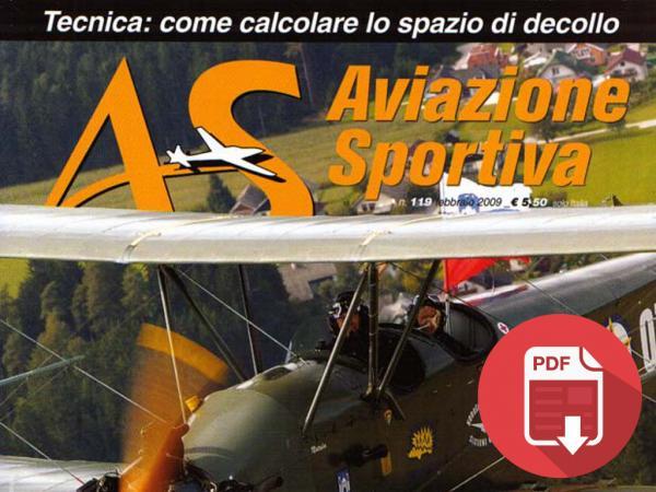 2009 - ITALIA: AVIAZIONE SPORTIVA - FEBBRAIO