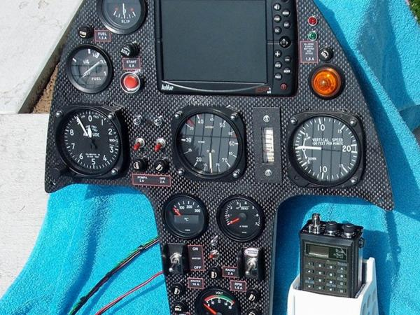 Strumenti, EFIS, Radio, GPS, Cataloghi